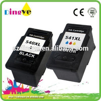 for canon remanufactured ink cartridge 540 541 printer ink cartridge brand-new in 2015
