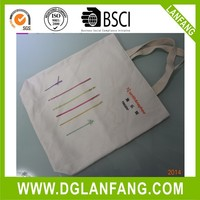 wholesale cheap custom reusable foldable nylon women fashion tote cotton gift shopping bag with logo