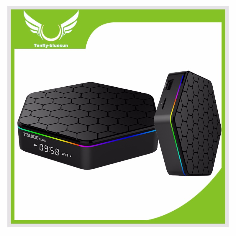 Android 6.0 Amlogic S912 Octa Core Tv Box 2Gb 16Gb Kodi 17.0 Dual Band Wifi T95Z Plus play store app android