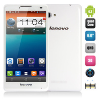 Competitive price for Unlocked Android 4.2.2 MTK6582 quad core RAM1GB ROM 8GB Lenovo A880 android phone