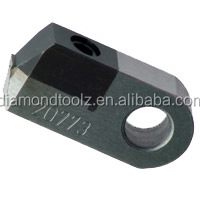 Bottle cutter cnc diamond mining inserts