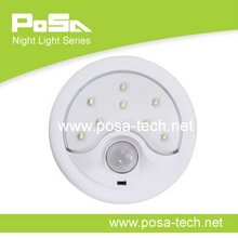 led motion sensor night light (PS-NLWL8)