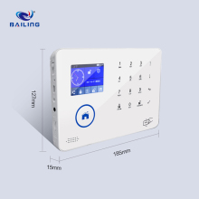 Hotsale wifi+gsm+ip camera home alarm system OEM/ODM wireless <strong>remote</strong> contral alarm system
