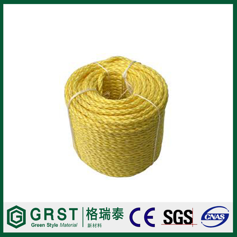Military standard barided Static Ropes