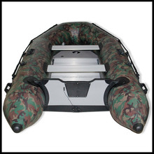 CE approved the camouflage inflatable boats