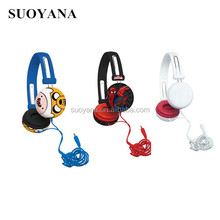 shenzhen electronic products kids headphone 85 db speaker 50mm