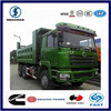 China 10 tires SHACMAN tipper truck for sale SX3254JT364