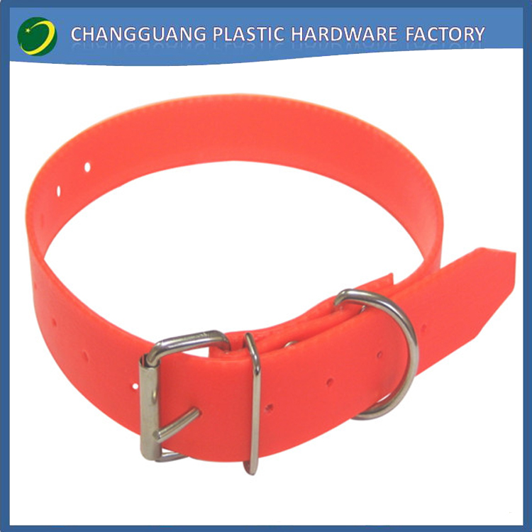 Factory Price Eco-friendly Dog Collar Stocked & Good Perfermance PVC of Dog Collar