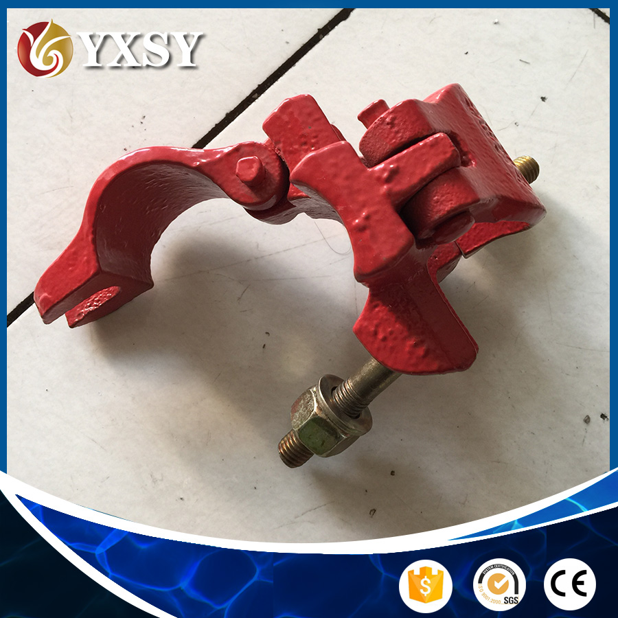 low price Good Quality Malleable scaffold tube joint clamp for building