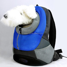 big size dog carrier bags with blue color