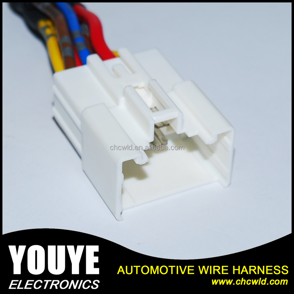 Custom auto wiring harness manufacturers car