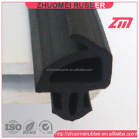 Curtain Wall Rubber Seal EPDM Glazing Gasket