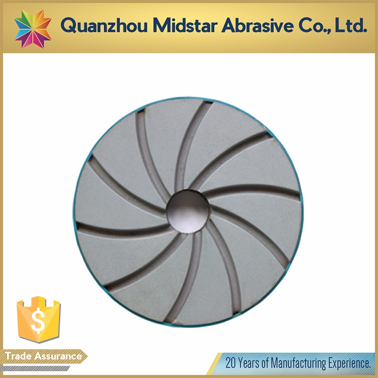 high quality resin bonded abrasive grinding wheel