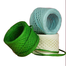 Wholesale price package rope natural twisted paper rope