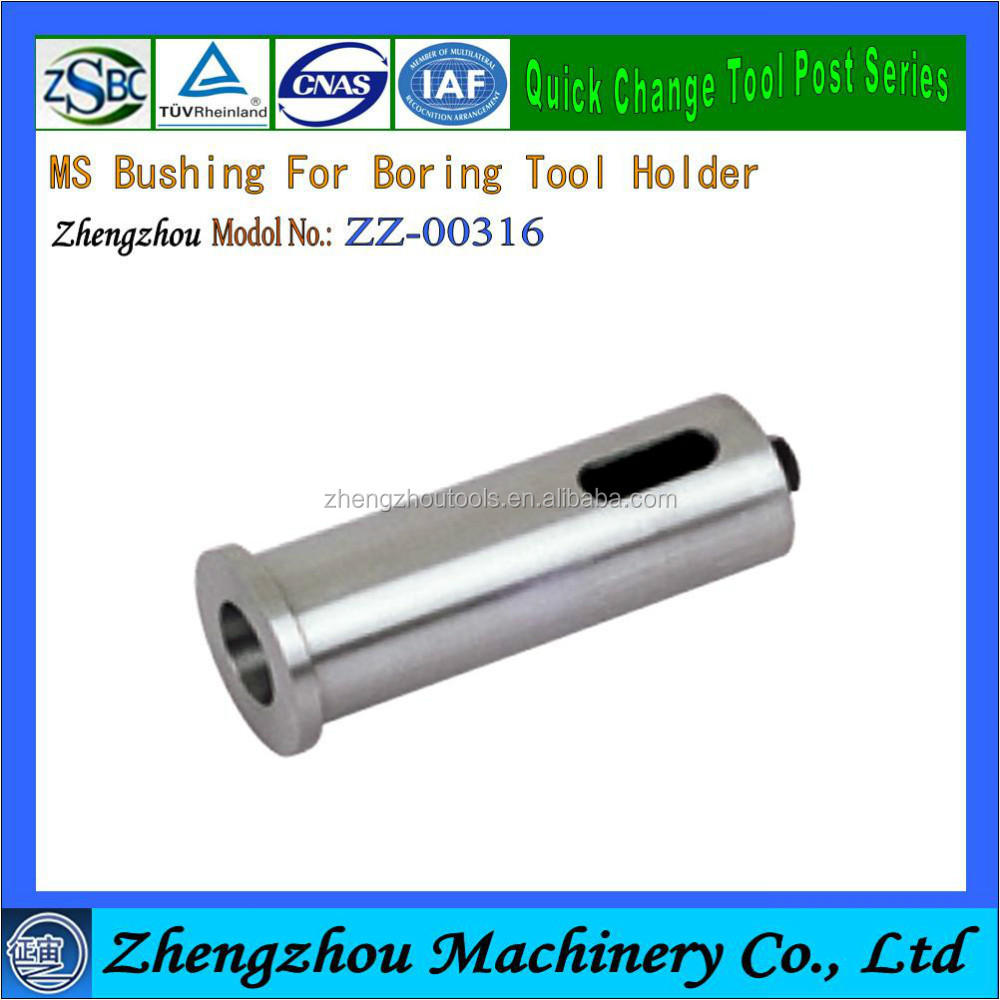 MS Bushing For Boring Tool Holder