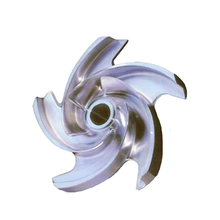 Investment Precision Casting Impeller, Made of Stainless Steel,resin sand casting impeller
