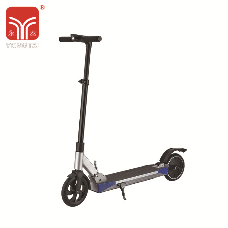 "Portable 250W Electronic E Scooter, 2 Wheel 8"" Electric Scooter For Adult"