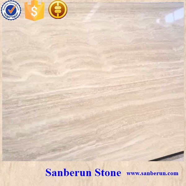 Beautiful Natural Italian Sliver & Grey Travertine For Houses