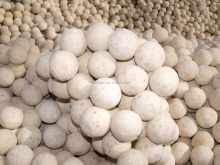 30mm,40mm,50mm,60mm high Alumina Ceramic Refractory Balls