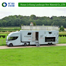 SGS testing New design mobile home truck for sale