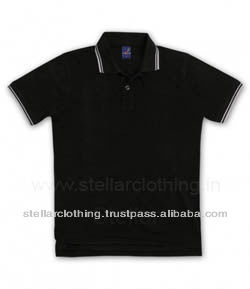 CHILDREN'S BULK BLANK POLO T-SHIRT