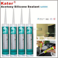 KALI Series topping quality low modulus neutral cure silicone sealant
