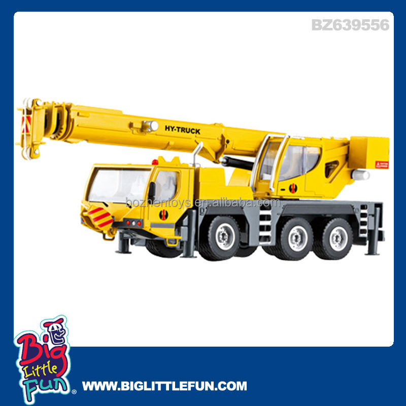 1:50 Crane Scale <strong>Model</strong> cars toy diecast car set