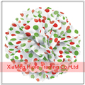 Outdoor Decor Tissue Paper Party's Xmas Home Pom Poms Flower Balls