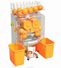 2016 hot selling commercial fruit juicer for shopping mall use