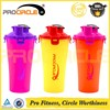 Custom Printed PP Water Bottle Wholesale Shaker Cups