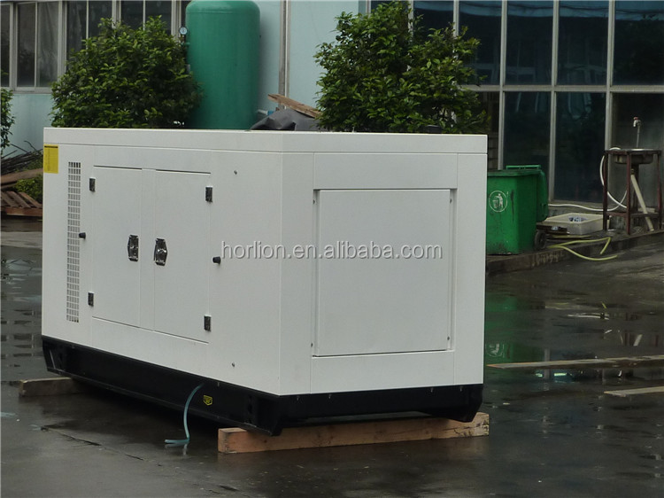 Denyo Style 60KW 75KVA Silent Diesel Generator with Chinese Engine