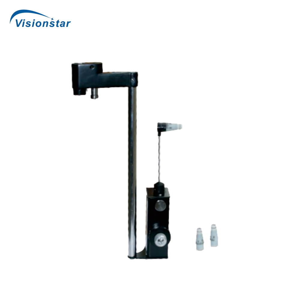 2016 Best Selling and Top Quality Tonometer Non Contact with slit lamp