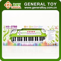 Foreign Mini Electronic Music Keyboard instrument