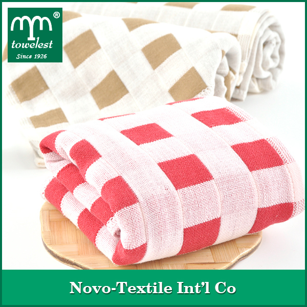 new products jacquard muslin washcloth & hand towel, wholesale face washers