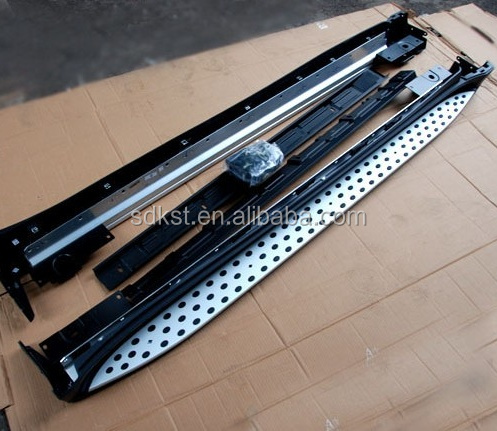 High quality Aluminum Alloy side step/running board for ML320/ML350/ML/ML164/W164