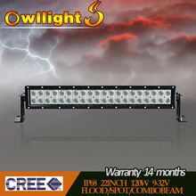 Cree T6 Offroad LED Light Bar Waterproof IP68 OL8021-120 12pcs 10w Cree Offroad LED Driving Light Bar for Auto Car Accessories