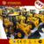 Original brand Shantui 3ton wheel loader SL30W