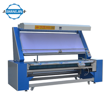 Best selling ramsons professional thick roll fabric inspection machine