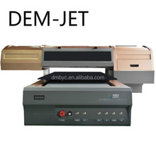 A2+ Flatbed UV Printer with uv led quick dry coating free, lifetime maintenance excellent aftersale service manufacturer