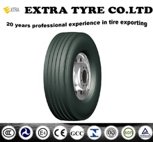 Tubeless solid tire 295/75R22.5 BOTO truck tyre for sale