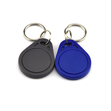 Wholesale Manufacturer Price Custom Plastic RFID ABS Key Fob