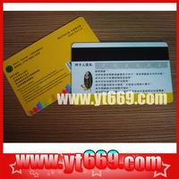 Color Business Card with Customized