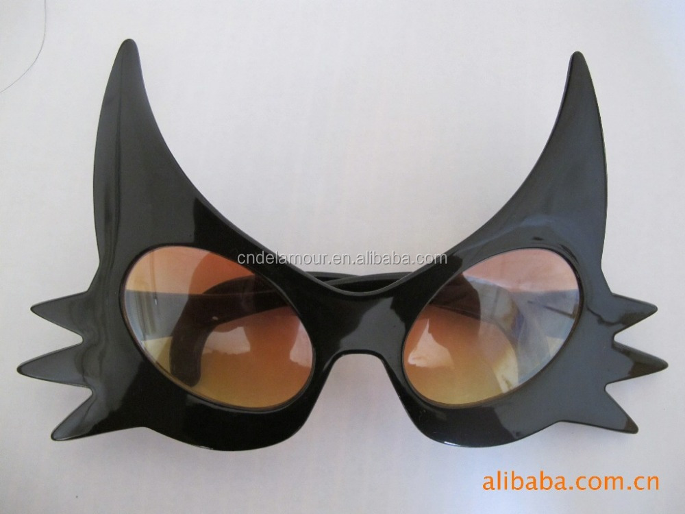 costume ball party CAT face mask sunglasse DLP9001-4