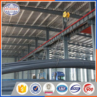 latest fashion construction building reinforcing round deformed steel bar