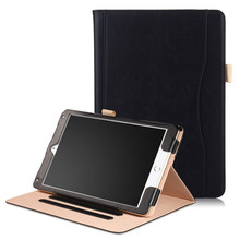 Premium PU Leather Case Protective Cover with Auto Wake and Sleep Feature for iPad Pro 10.5