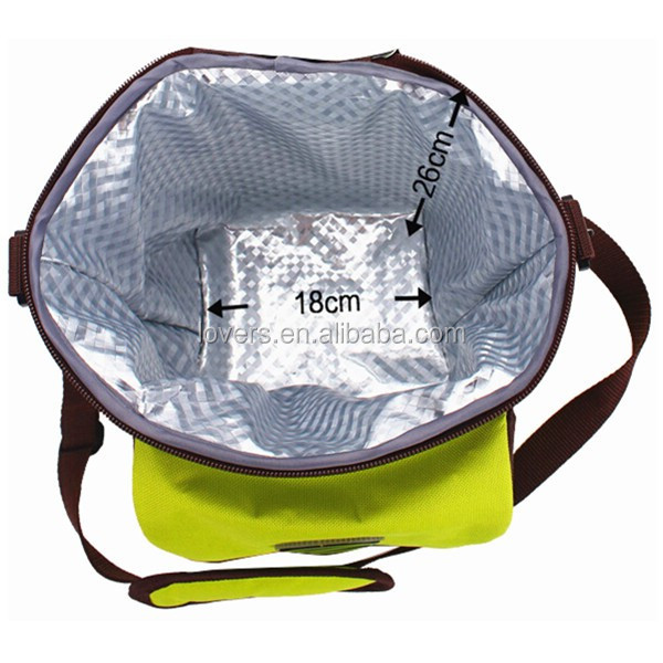 Wholesale lunch bag office cooler bag insulated lunch