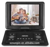 best quality portable dvd player 14 inch easy watching dvd movie home