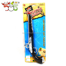 Factory top quality new design plastic toys cap gun toys
