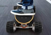 Top seller!Airwheel A3 Electric Skateboard special Hover Board 4 wheel