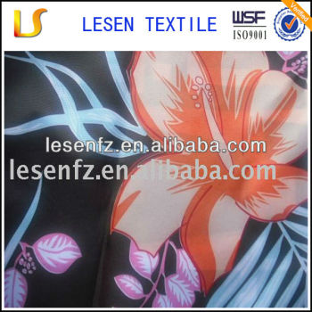 Lesen textile product diversification of stretch polyester printed 420d oxford fabric